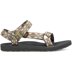 Teva Original Universal Sandals Women canyon calliste green